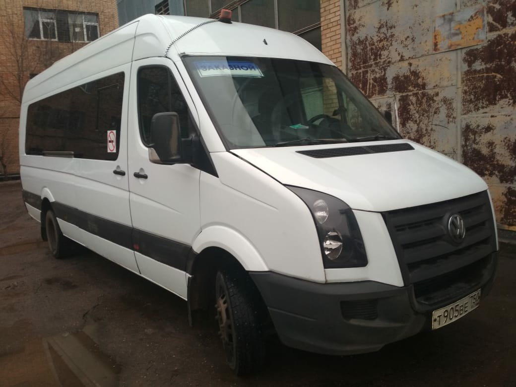 VW CRAFTER 18-20 мест